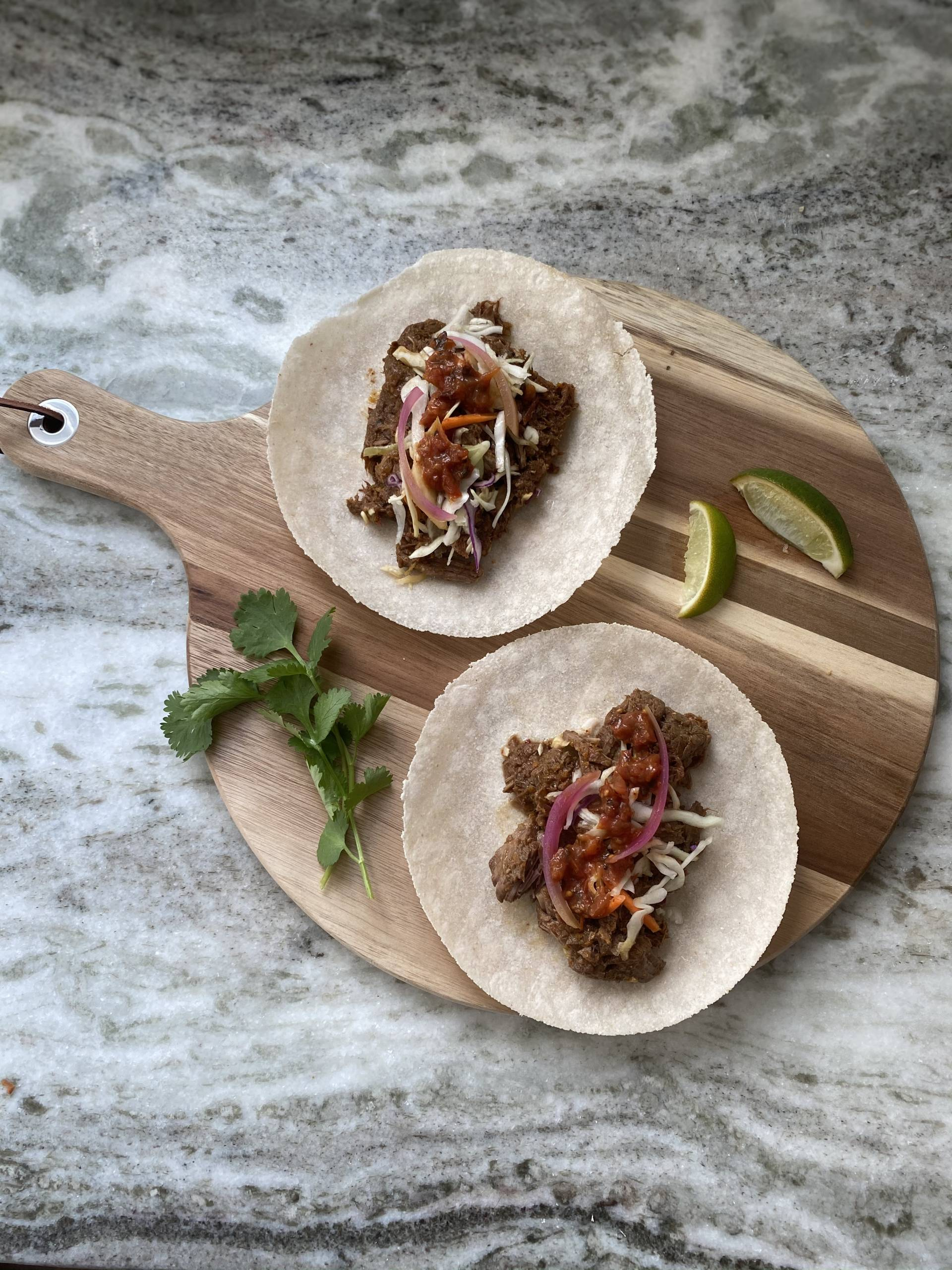 Tacos - Braised Beef